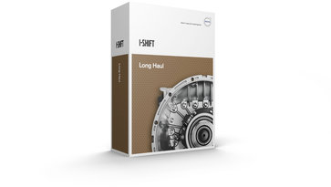 I-Shift Long Haul voor upgraden