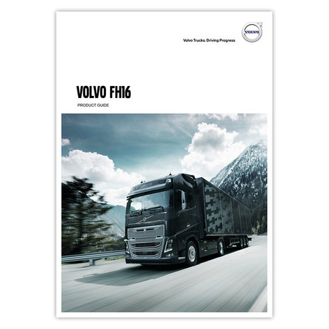 Productgids Volvo FH16