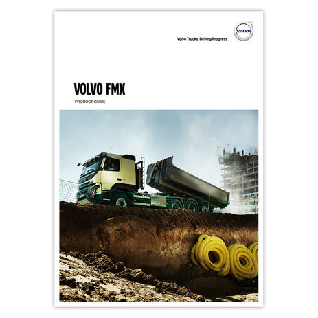 Productgids Volvo FMX