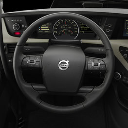 Volvo Dynamic Steering presenteren