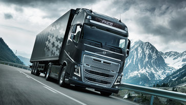 Volvo FH16 avec transmission I-Shift