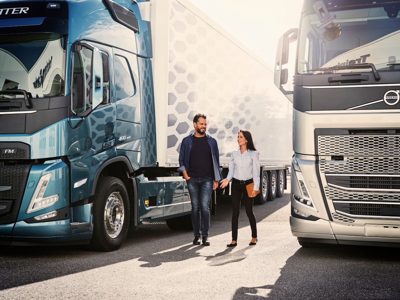 Truck services - met uw bedrijf als uitgangspunt