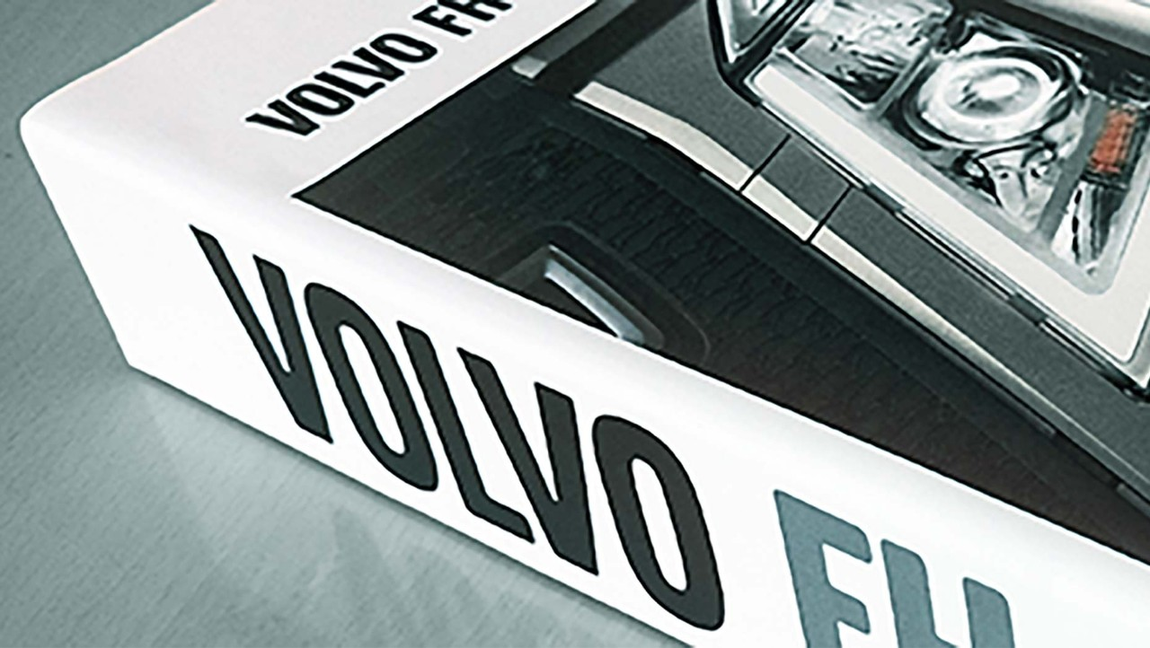 Volvo Trucks Driver's Handbook printed version